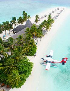 מטוס באי בודד