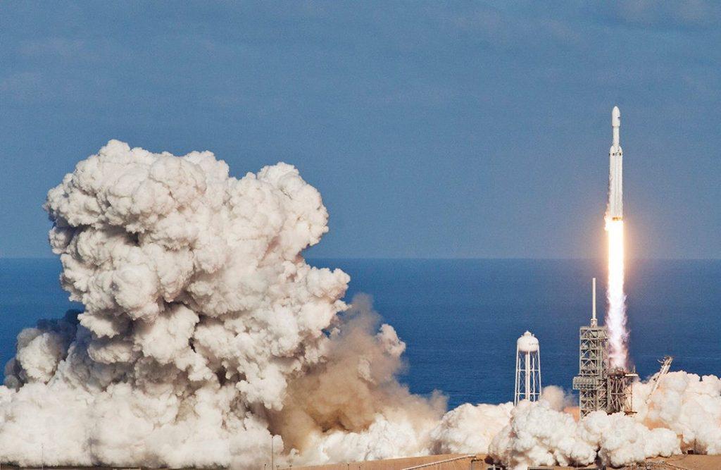 שיגור מעבורת לחלל