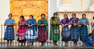 נשים מקומיות במרכז אמריקה