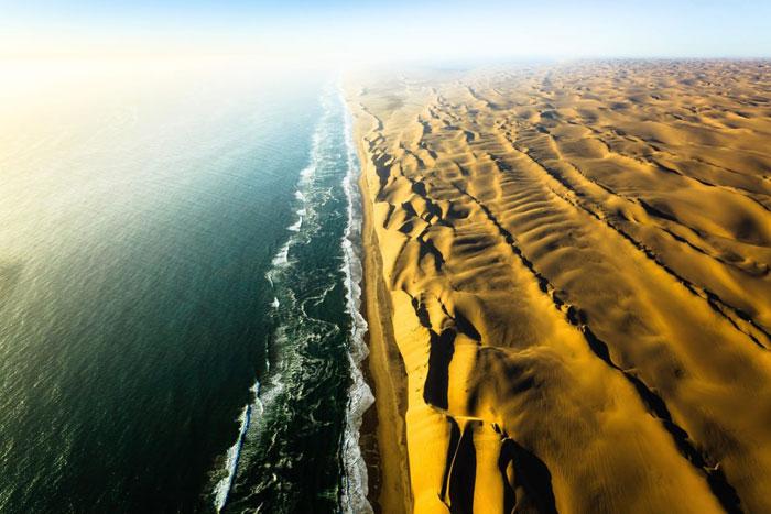 טיול לנמיביה בחוף השלדים