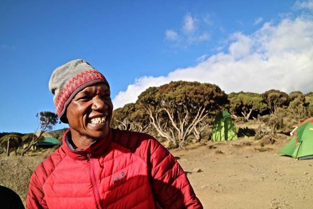 מדריך טיפוס להר הקילימנגרו